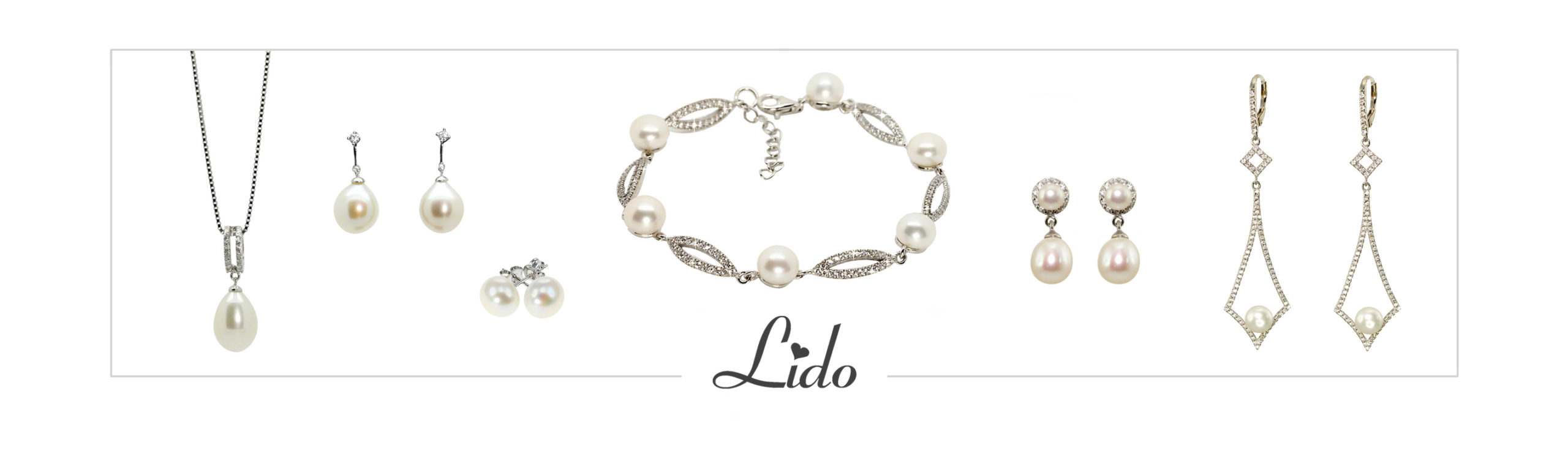 Lido Jewellery available at Louise Shafar